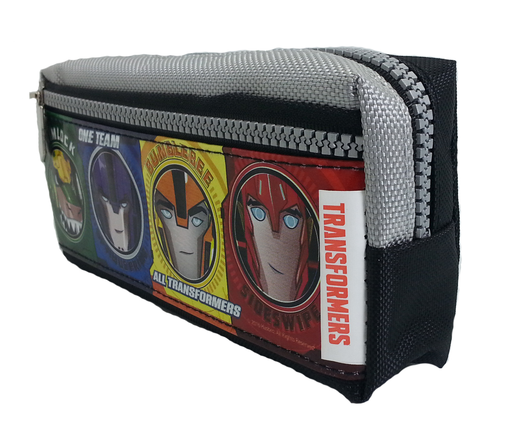 TRANSFORMER ONE TEAM SQUARE PENCIL BAG-7990