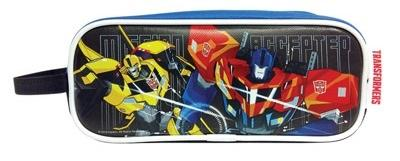TRANSFORMER MISSION ACCEPTED SQUARE PENCIL BAG-7215