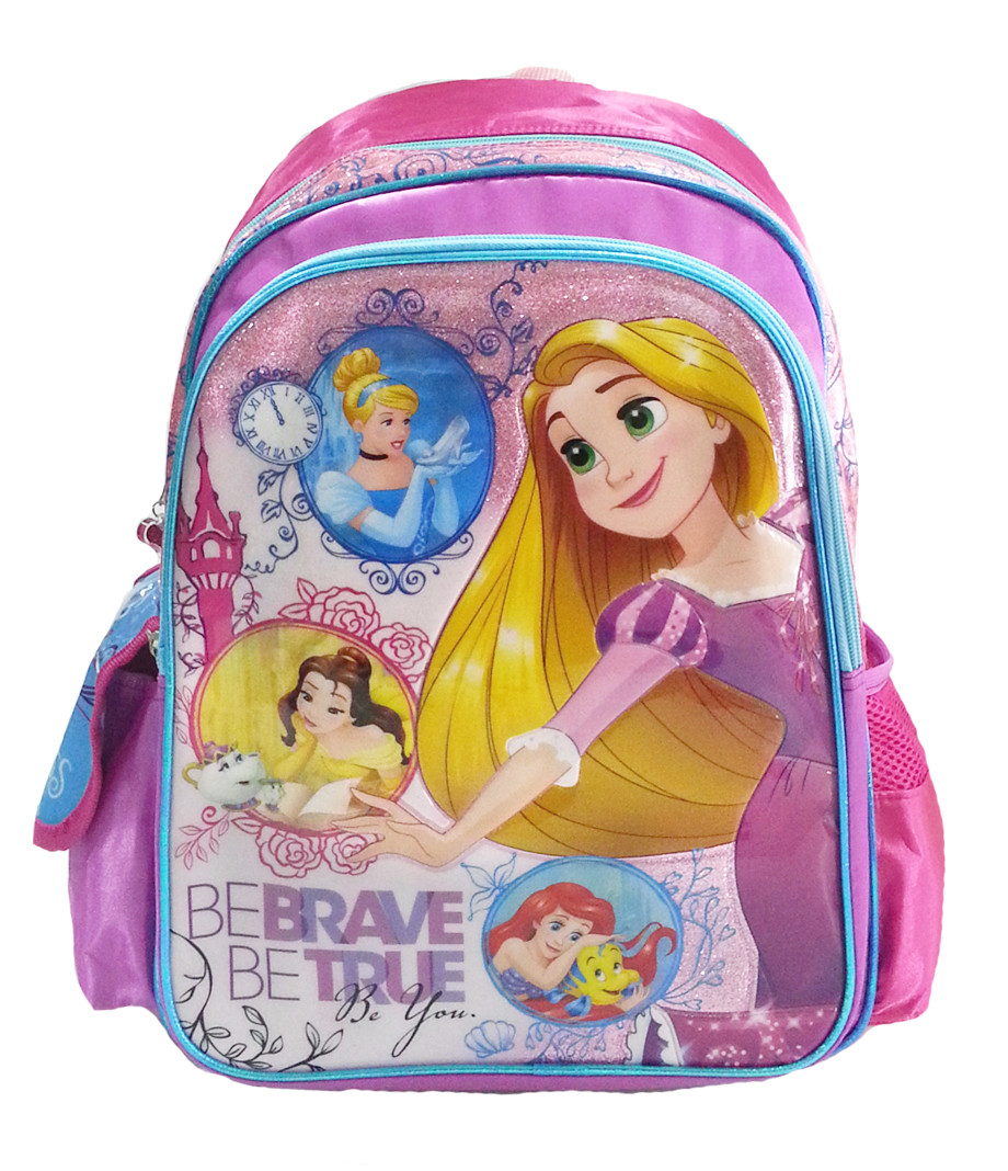 DISNEY PRINCESS BE YOUR SCHOOL BAG-0