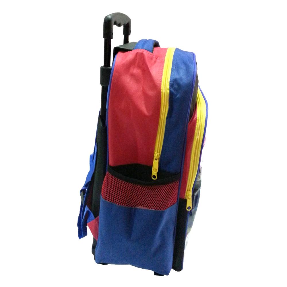 BOBOIBOY GALAXY SCHOOL TROLLEY BAG-11300