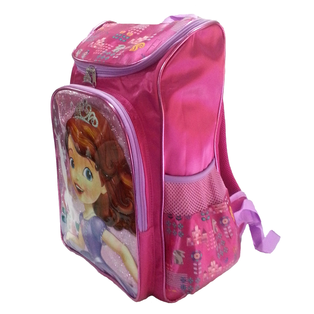 DISNEY SOFIA THE FIRST HAPPINESS SCHOLL BAG-11440