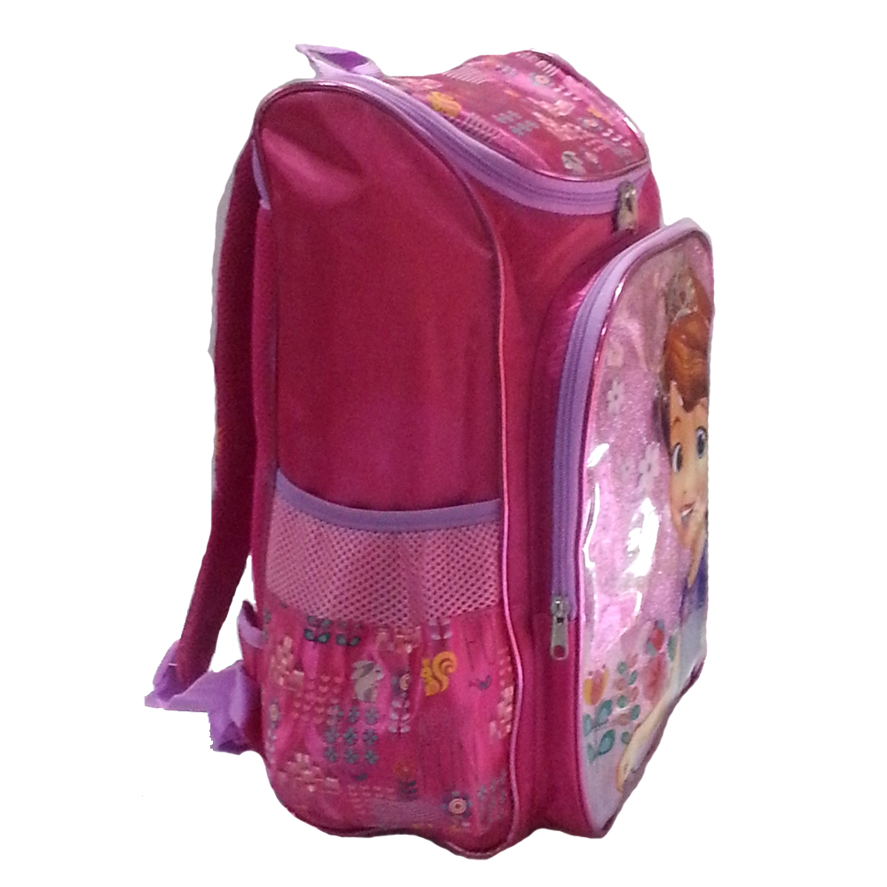 DISNEY SOFIA THE FIRST HAPPINESS SCHOLL BAG-11441