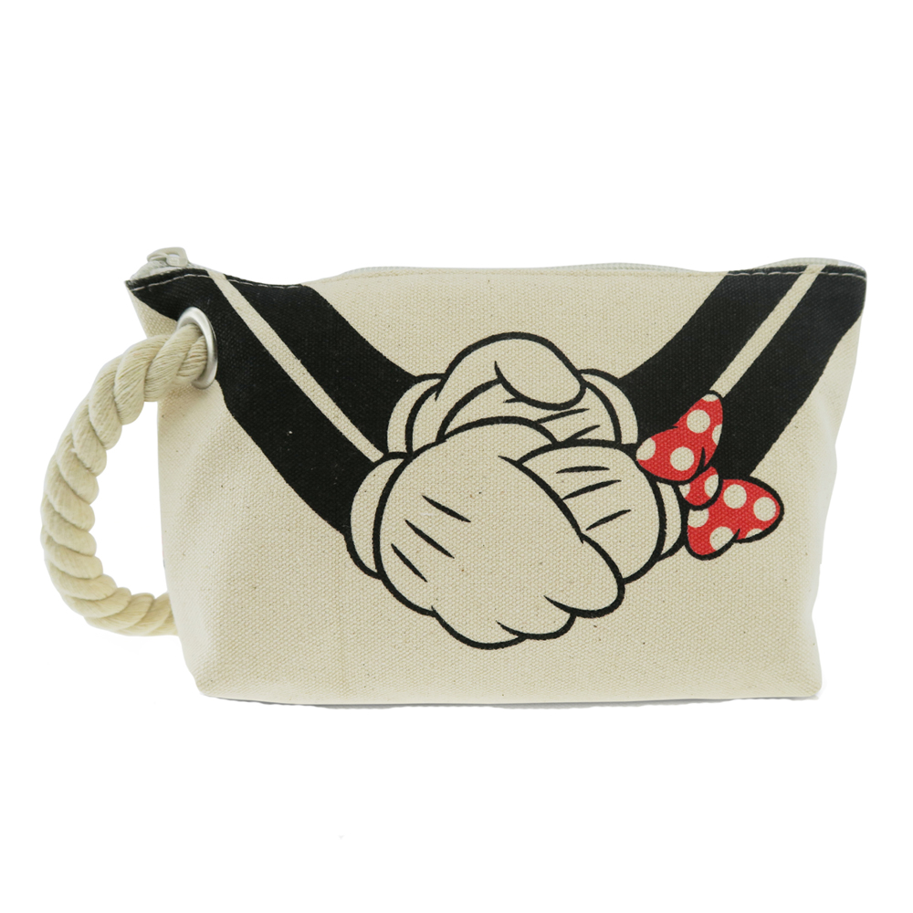 DISNEY MICKEY & MINNIE MOUSE FOREVER VANITY CASE-0